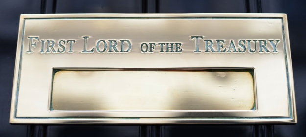 Letterbox at Number10 Downing Street