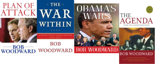 Woodward's books